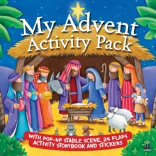 My Advent Activity Pack, Shrink-wrapped pack Book