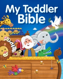 My Toddler Bible, Hardback Book