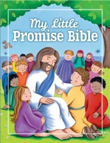 My Little Promise Bible, Hardback Book