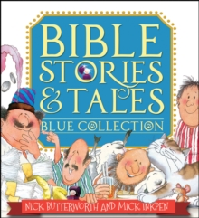 Bible Stories & Tales Blue Collection, Hardback Book