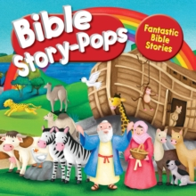 Fantastic Bible Stories, Hardback Book