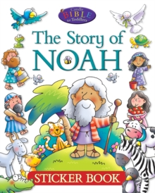 The Story of Noah Sticker Book, Paperback / softback Book