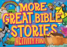 More Great Bible Stories, Paperback / softback Book