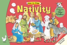 How to Draw Nativity : Step-by-Step with Steve Smallman, Spiral bound Book