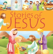 Stories of Jesus, Hardback Book