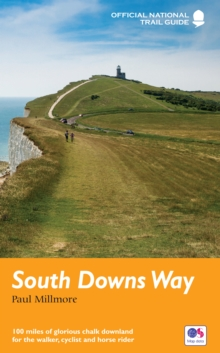 South Downs Way : National Trail Guide, Paperback / softback Book