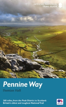 Pennine Way : National Trail Guide, Paperback / softback Book