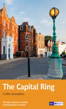 Capital Ring : Recreational Path Guide, Paperback Book
