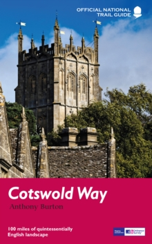 Cotswold Way : National Trail Guide, Paperback Book