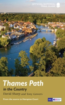Thames Path in the Country : National Trail Guide, Paperback / softback Book