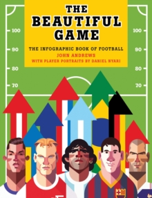 The Beautiful Game : The infographic book of football, Paperback / softback Book