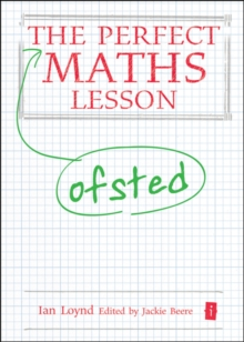 The Perfect Maths Lesson, Hardback Book