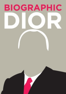 Dior : Great Lives in Graphic Form, Hardback Book