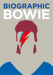 Biographic: Bowie, Hardback Book