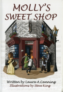 Molly's Sweet Shop, Paperback Book