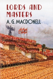 Lords and Masters, Paperback Book