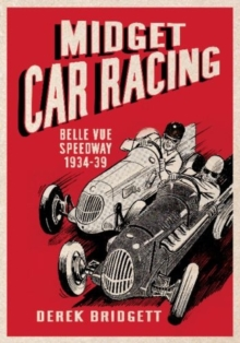 Midget Car Racing, Paperback Book