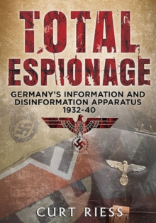 Total Espionage, Hardback Book