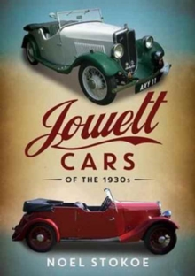 Jowett Cars of the 1930s, Paperback Book