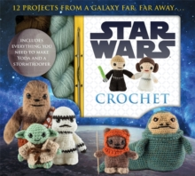 Star Wars Crochet Pack, Mixed media product Book