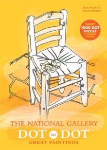 National Gallery Dot-To-Dot : Great Paintings, Paperback / softback Book
