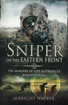 Sniper on the Eastern Front, Paperback / softback Book