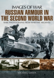 Russian Armour in the Second World War, Paperback / softback Book