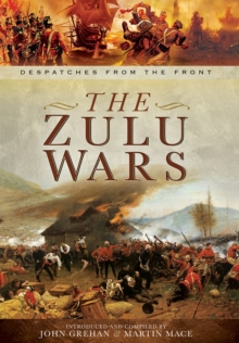 The Zulu Wars, Hardback Book