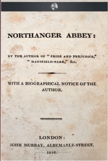 Northanger Abbey, EPUB eBook