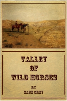 Valley of Wild Horses, EPUB eBook