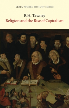 Religion and the Rise of Capitalism : A Historical Study, Paperback Book