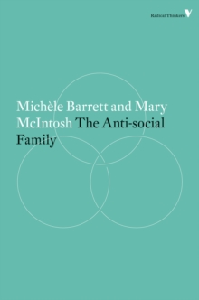 The Anti-Social Family, Paperback Book