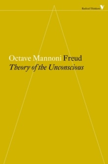 Freud : The Theory of the Unconscious, Paperback Book
