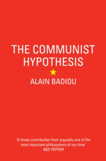 The Communist Hypothesis, EPUB eBook