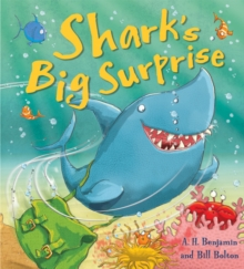Shark's Big Surprise, Paperback / softback Book