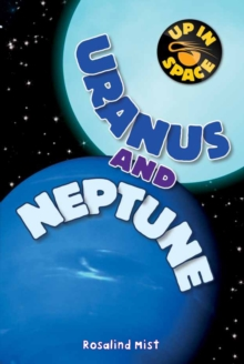Up in Space: Uranus and Neptune (QED Reader), Paperback Book
