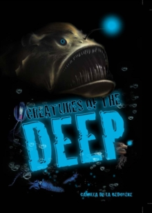 Creatures of the Deep, Paperback Book