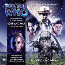 Love and War, CD-Audio Book