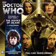 The Justice of Jalxar, CD-Audio Book