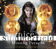 Missing Persons, CD-Audio Book