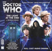 The Light at the End, CD-Audio Book
