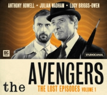 The Avengers - The Lost Episodes : Volume 1, CD-Audio Book