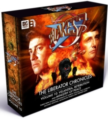 Liberator Chronicles : Velandra / Retribution / Ministry of Peace Volume 10, CD-Audio Book