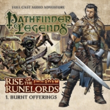 Rise of the Runelords: Burnt Offerings, CD-Audio Book
