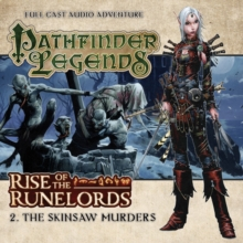 Rise of the Runelords: The Skinsaw Murders, CD-Audio Book
