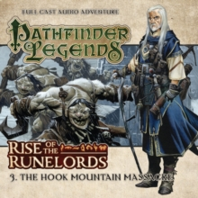 Rise of the Runelords: The Hook Mountain Massacre, CD-Audio Book