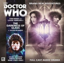 The Darkness of Glass, CD-Audio Book