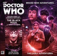 Doctor Who - The Early Adventures 2.3: The Black Hole, CD-Audio Book