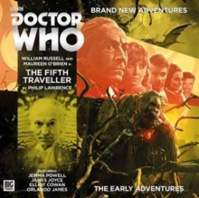 The Early Adventures : 3.2: The Fifth Traveller, CD-Audio Book