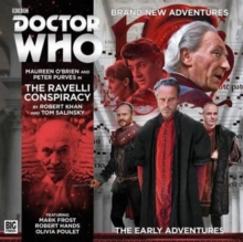 The Early Adventures 3.3 : The Ravelli Conspiracy, CD-Audio Book